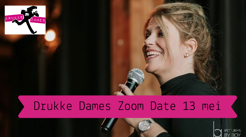 Drukke Dames Zoom Date 13 mei