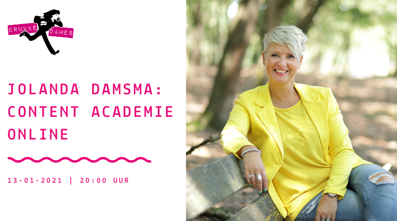 Drukke Dames Date ~ Jolanda Damsma
